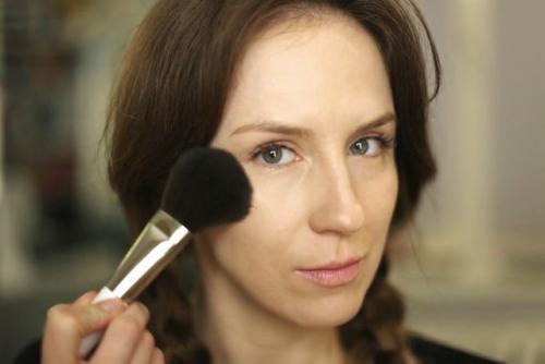 Дневной макияж поэтапно. Как сделать дневной макияж? Фотоинструкция
