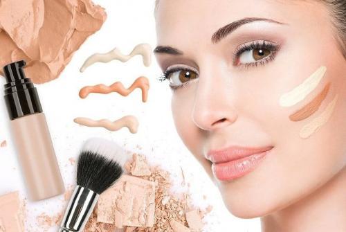 Хорошая косметика для макияжа. Подготовка кожи и база под макияж
