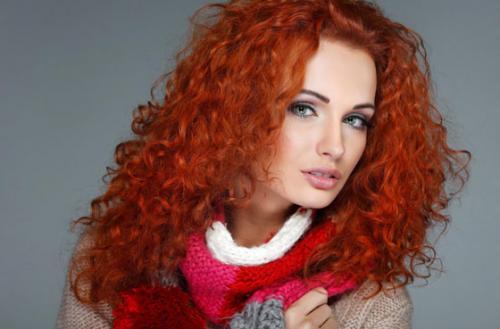 Нюдовая помада для рыжих. Как выбрать помаду к рыжим волосам и не ошибиться