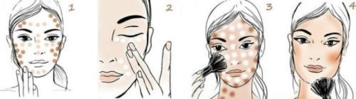 Макияж урок. Уроки макияжа для начинающих с пошаговыми фото