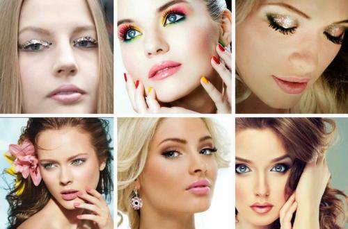 Как наносить профессиональный макияж. Особенности профессионального макияжа