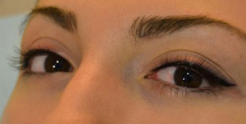 Татуаж век сколько заживает. Татуаж глаз после заживления: когда нужна повторная коррекция?