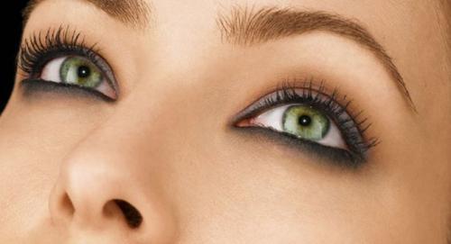 Тени для зеленых глаз и светлых волос. Макияж для зеленоглазых блондинок