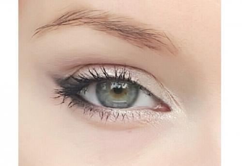 Макияж выразительные глаза пошагово. Простой макияж на каждый день: учимся придавать глазам выразительность (пошаговые фото)