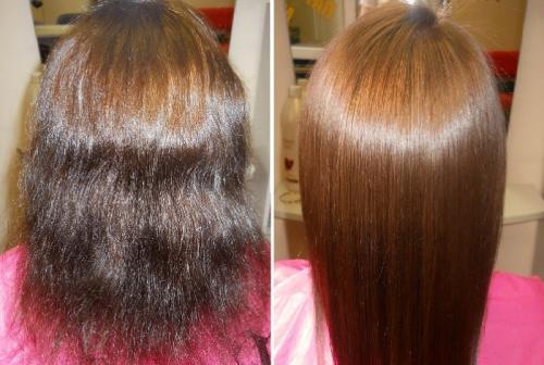 Профессиональное средство для выпрямления волос. Методы выпрямления