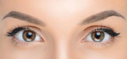Перманентный макияж теневая растушевка бровей. Особенности проведения процедуры
