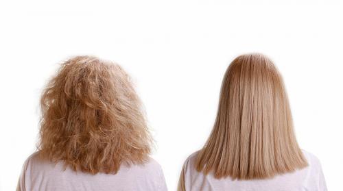 Кератиновое выпрямление портит волосы. Портит ли кератин волосы? Развенчиваем самые популярные мифы.