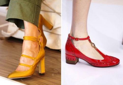 Модные туфли осень. Модные тенденции женских туфель осень-зима 2019-2020