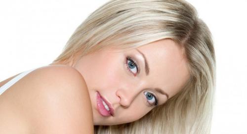 Тени для голубых глаз блондинок. Особенности