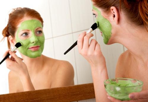Маска от жирной кожи лица. Действие масок для жирной кожи лица