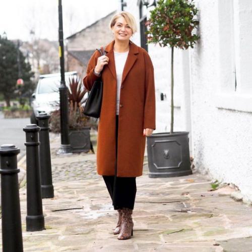 Мода на осень для женщин после 50 лет. Базовый гардероб
