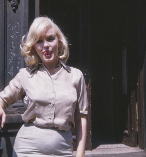 Фотографии беременной Мэрилин Монро, которые вы вряд ли видели раньше