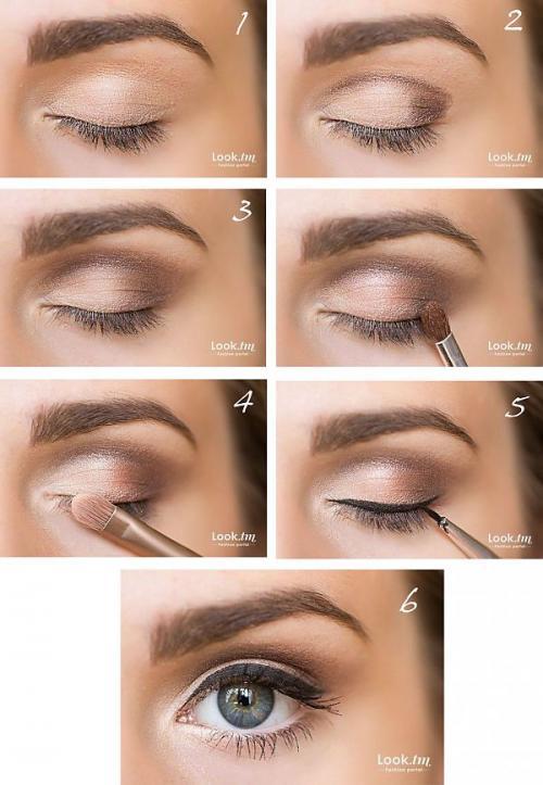 Как сделать макияж. Как правильно делать макияж лица поэтапно