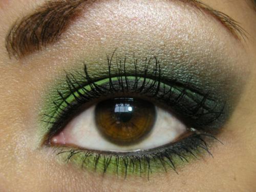 Фото макияжа глаз. Оформление макияж под карие глаза — лучшие идеи по сочетанию