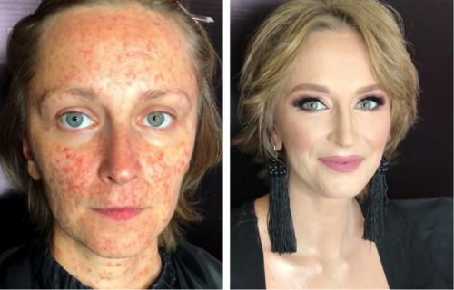 Дневной макияж от Гоар Аветисян. Макияж творит чудеса: 20 невероятных преображений от Гоар Аветисян