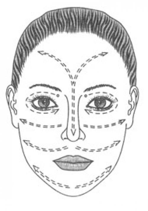 Конспекты по макияжу. Пошаговые уроки макияжа для начинающих