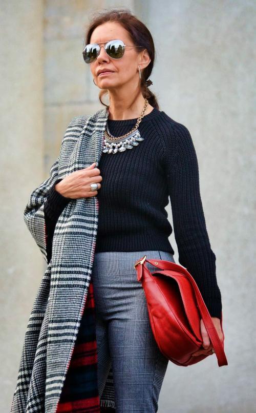 Как одеваться женщине в 55 лет. Элементы стильного образа