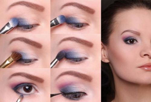 Как сделать глаза больше. Как сделать глаза большими и выразительными