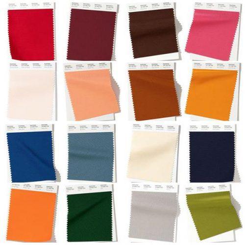 Этой осенью модные цвета. Модные цвета осенне-зимнего сезона 2019-2020 по версии Pantone