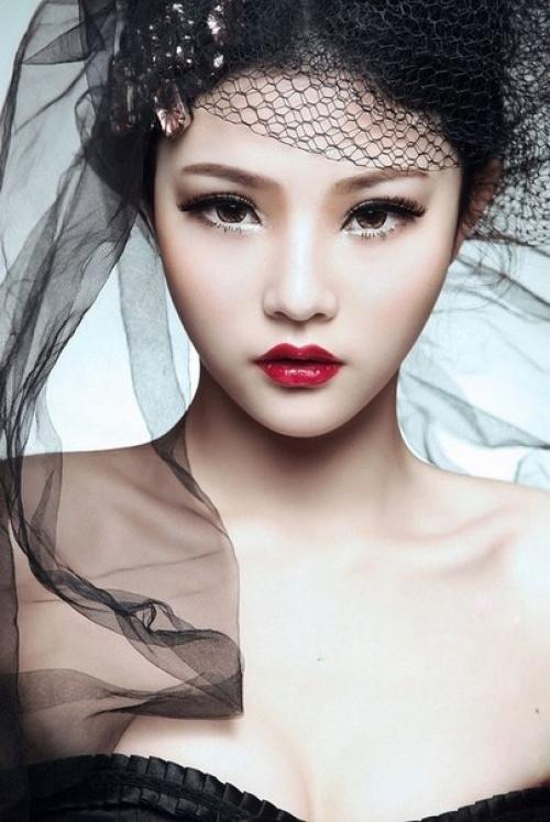 Секреты визажистов в макияже. Азиатский макияж: 10 хитростей от восточных красавиц.