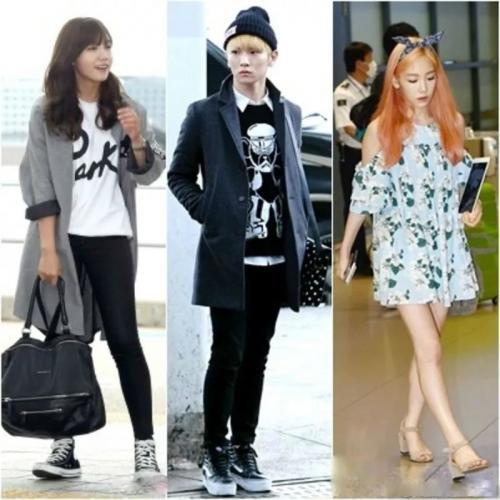 Стиль кореянок. Корейская мода: интересные факты