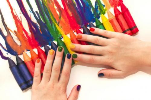 Какой подойдет лак для коротких ногтей. Как выбрать лак для коротких ногтей: 5 главных правил