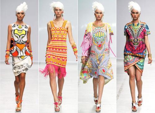 Модные туники весна-лето 2019