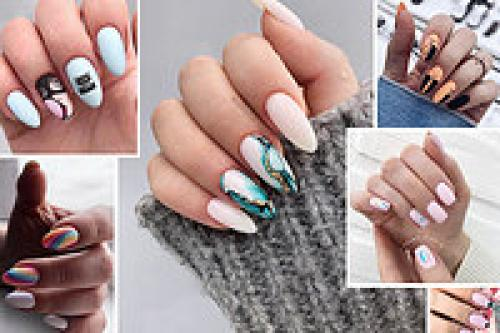 Маникюр с девушкой. Маникюр богатой девушки: идеи дизайна ногтей, которые сделают образ дороже
