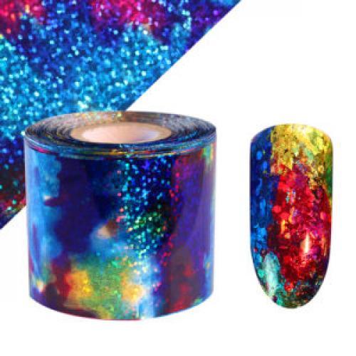 Звездное небо на ногтях маникюр. Создаем звездное небо на ногтях