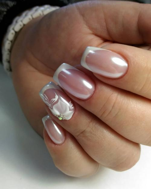 Нарощенные ногти втирка. Какую втирку выбрать для дизайна ногтей