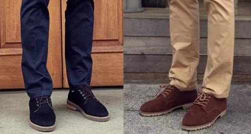 Сочетание обуви с брюками. Как должны сочетаться цвета мужских туфель и брюк