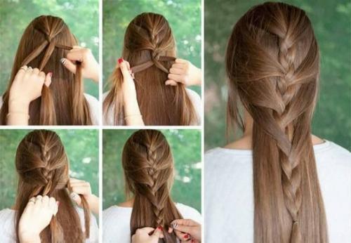 Как заколоть длинные волосы в домашних условиях. Советы стилистов по прическам на длинные волосы