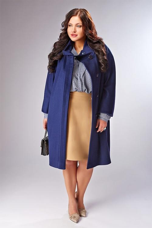 Пальто для полных 2019 2019 года. Стильные пальто для полных женщин