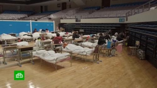Коронавирус в Китае.