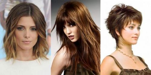 Многослойная стрижка с градуировкой. Градуированная (многослойная) стрижка: подходит почти всем + примеры для коротких, средних идлинных волос (30фото)