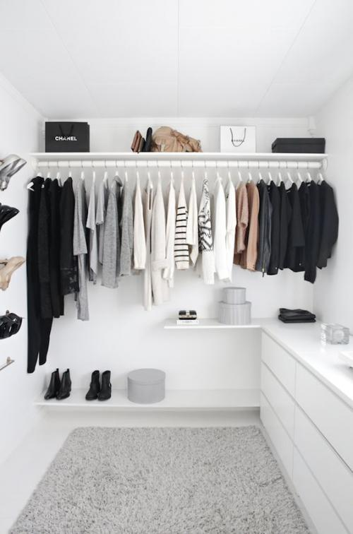 Гардероб на зиму 2019. Женский капсульный гардероб на 2019 год: какие вещи можно назвать базовыми