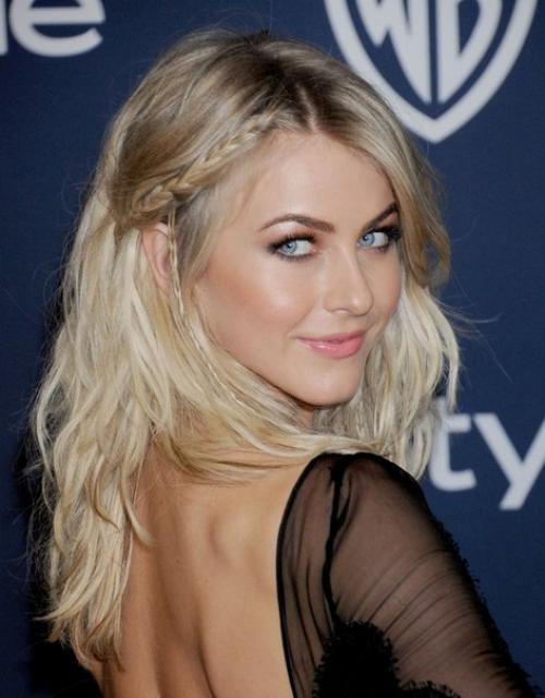Julianne Hough Pinned Up Ringlets  Hair amp Beauty by