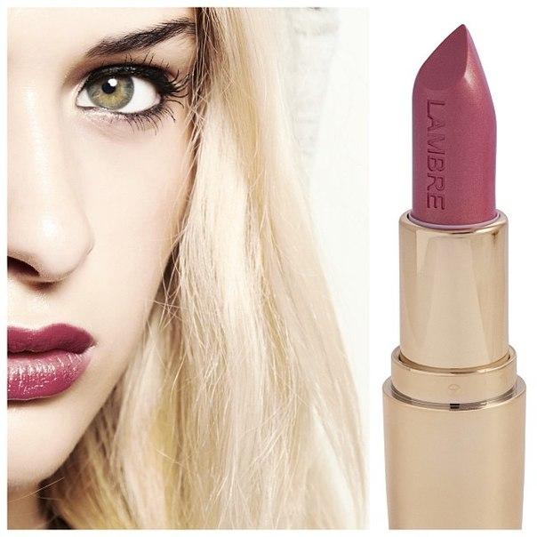 Новая серия губных помад lambre classic exclusive colour уже в продаже. макияж глаз.