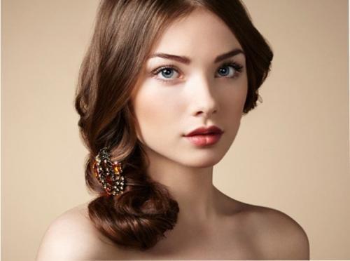 Макияж няшный. Милый макияж. Девушки часто меняют свои образы.