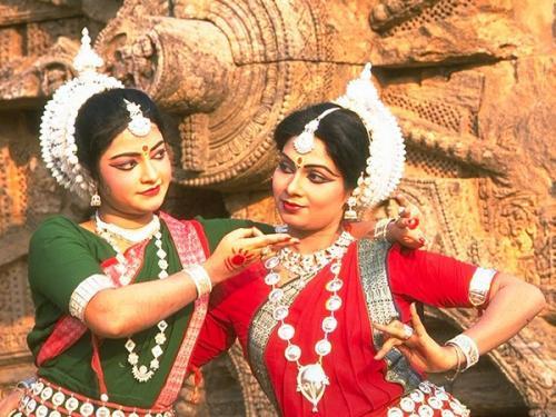 Макияж в Древнем Китае. История макияжа.  Древняя Индия.