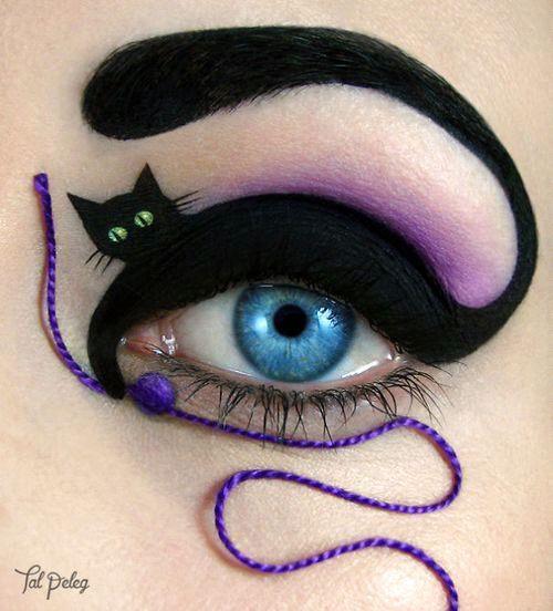 Как сделать глаза живыми 578