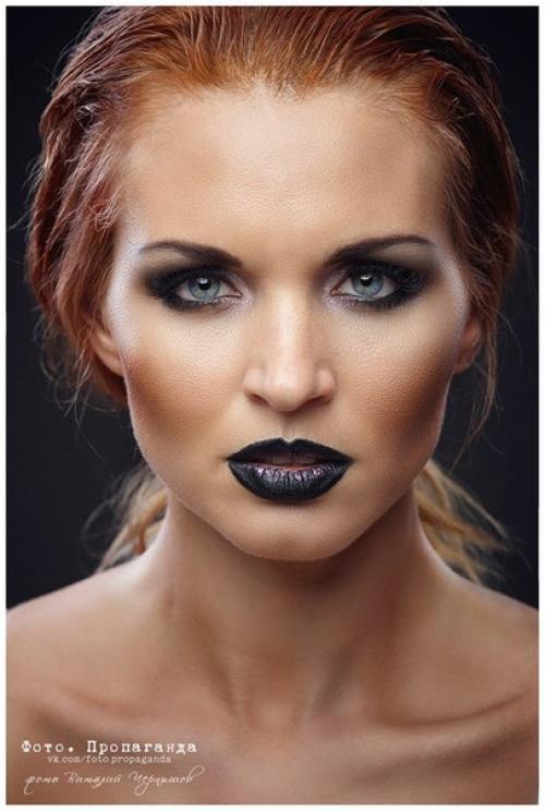 Как подобрать макияж по форме глаз.
