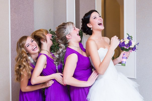 неделя до свадьбы:
