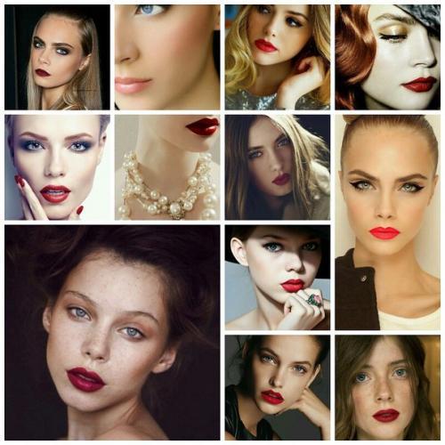 Цвет помады и характер девушки. Цвет губной помады и характер женщины.