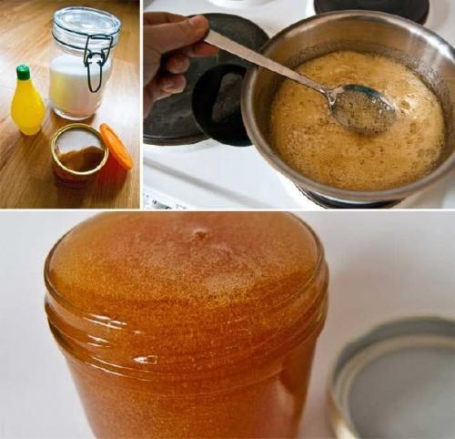 Как сделать сахарную смесь для шугаринга в домашних условиях