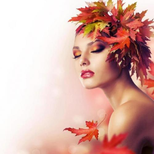 Красивый осенний макияж. Осенний макияж. Осенняя пора - одна из наиболее мягких и чувственных.