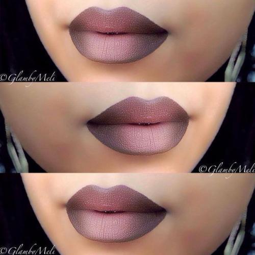 Как сделать уголки губ