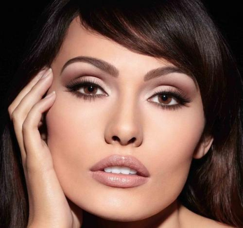 Как сделать весенний модный макияж Как Сохранить Макияж чтоб глаз блестел
