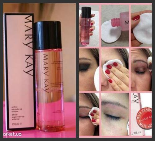Mary kay eye makeup