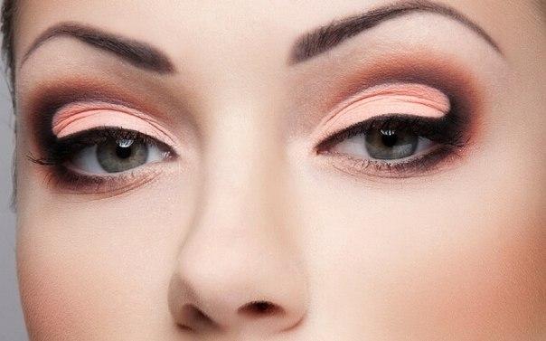 схемы макияжа - Формы лица и